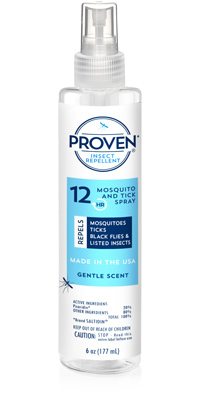Proven_Insect Repellent_Spray_wonderful_ gentle_scent_gender neutral