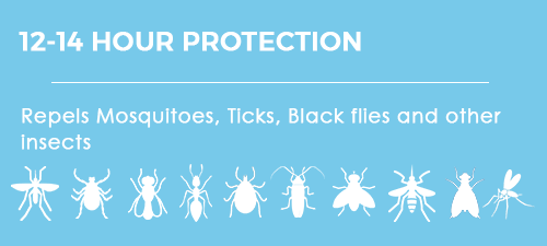 Proven_Insect_Repellent_lotion_12 - 14 Hour Protection