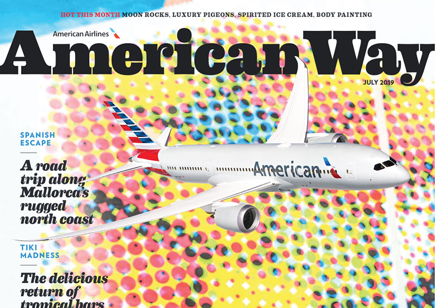 American Airlines Magazine: PROVEN – This is Different