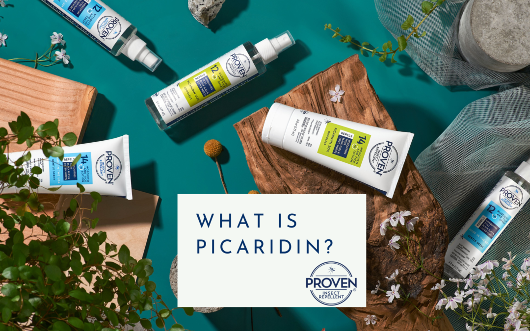 What is Picaridin?