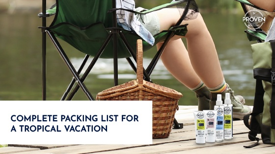 Complete Packing List for a Tropical Vacation