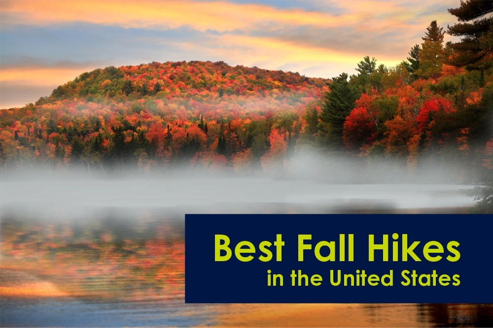 Best Fall Hikes in the United States